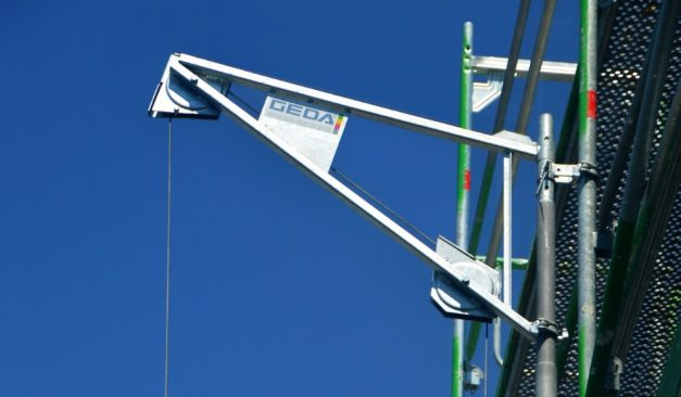 Good Engineering Practice in Suspended Elevating Platforms