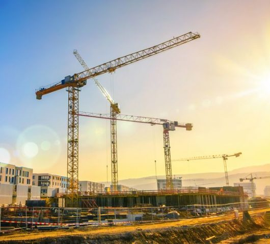 Crane/Elevating Work Platforms