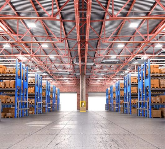 Rack Safety Inspection Services