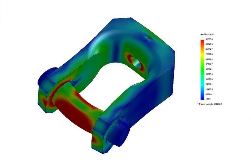 Finite Element Analysis FEA & Design 1