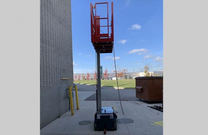 Crane/Elevating Work Platforms 5