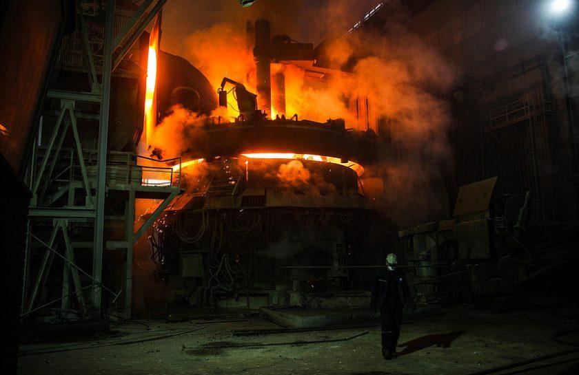 Steel Industry Risk Solution 2
